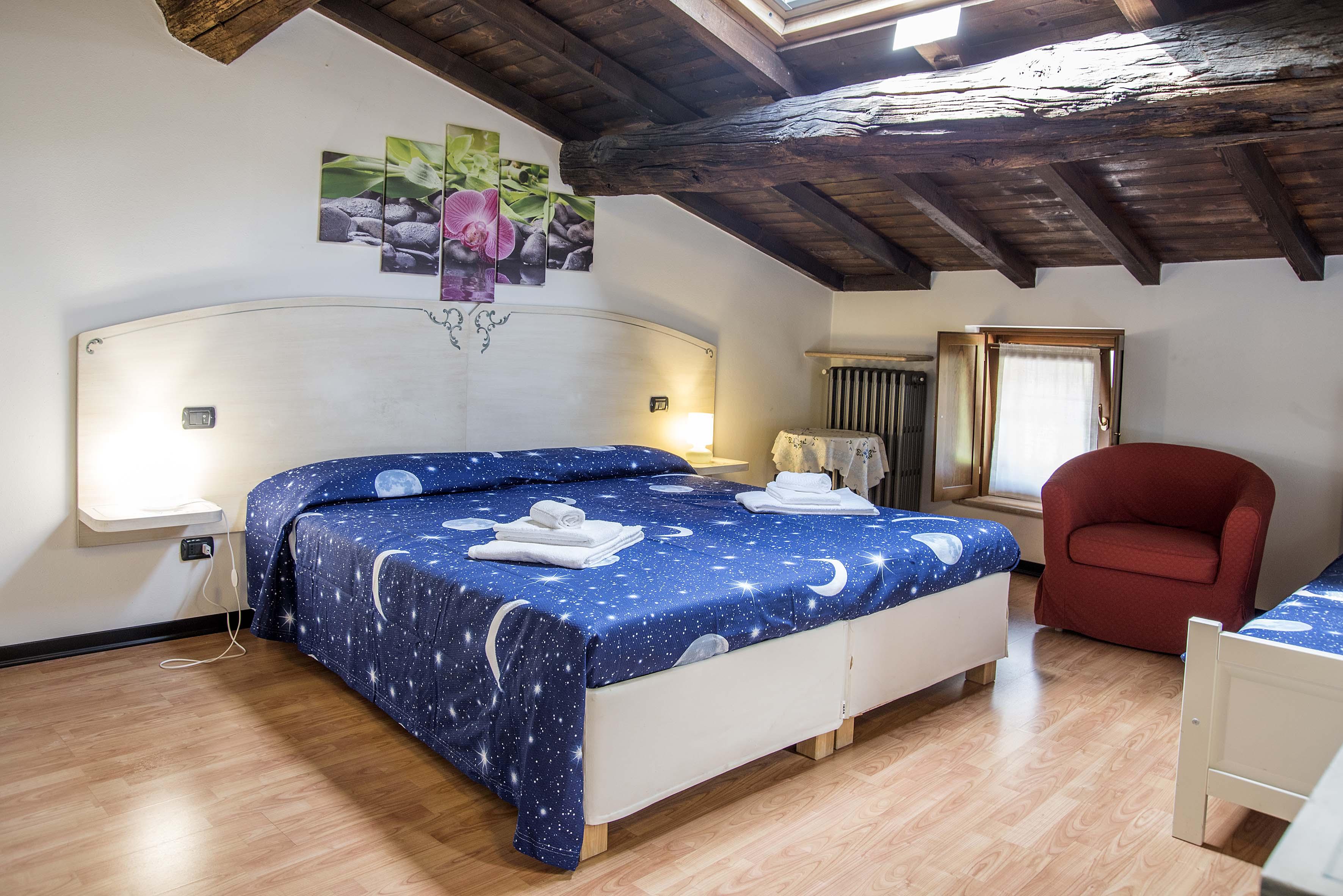 Letto Matrimoniale A Verona.Castello Villa Vinco